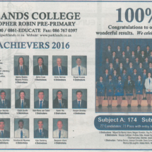 2016-Matric-Results