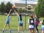 20140627 Netball girls vs boys
