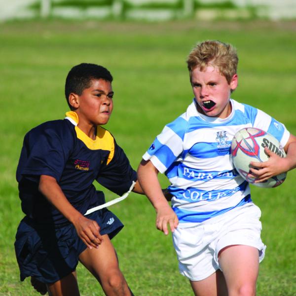 Senior Preparatory Rugby IMG_0345