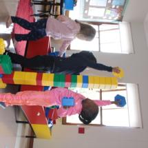 Christopher Robin Pre-Primary Building Fun