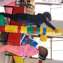 Christopher Robin Pre-Primary Building Together