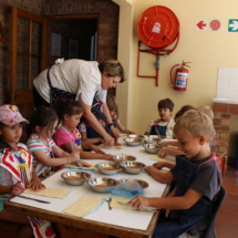 Christopher Robin Pre-Primary Cooking Class 1