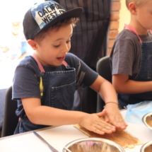 Christopher Robin Pre-Primary Cooking Classes