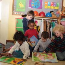 Christopher Robin Pre-Primary Crackerjacks Book Corner 1