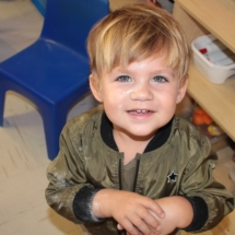 Christopher Robin Pre-Primary Crackerjacks Classroom Smiles