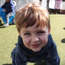 Christopher Robin Pre-Primary Crackerjacks Garden 5