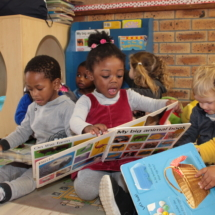 Christopher Robin Pre-Primary Crackerjacks Reading Books 1