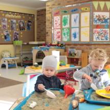 Christopher Robin Pre-Primary Crackerjacks Sand Play