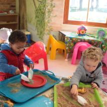 Christopher Robin Pre-Primary Crackerjacks Sand Play 4