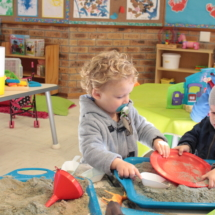 Christopher Robin Pre-Primary Crackerjacks Sand Play 8
