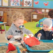 Christopher Robin Pre-Primary Crackerjacks Sand Table 3