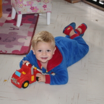 Christopher Robin Pre-Primary Crackerjacks Slipper Day