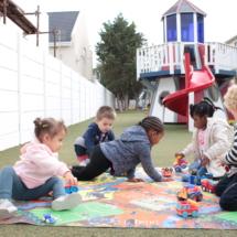 Christopher Robin Pre-Primary Crackerjacks in The Garden