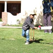 Christopher Robin Pre-Primary Cricket on The Lawn 2