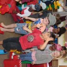 Christopher Robin Pre-Primary Fun in The Soft Play Room