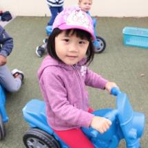 Christopher Robin Pre-Primary Garden Bike Play