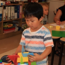 Christopher Robin Pre-Primary Learning Through Play