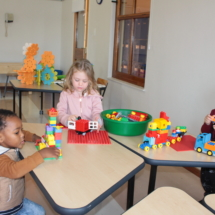 Christopher Robin Pre-Primary Lego Play 2