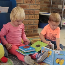 Christopher Robin Pre-Primary Parklands College Crackerjacks Learning to Read