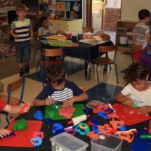 Christopher Robin Pre-Primary Play Dough Fun
