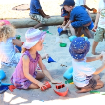 Christopher Robin Pre-Primary Sandpit Play 2