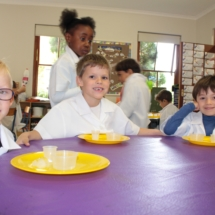 Christopher Robin Pre-Primary Science Practical 2