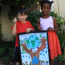 Christopher Robin Pre-Primary World Environment Day 5