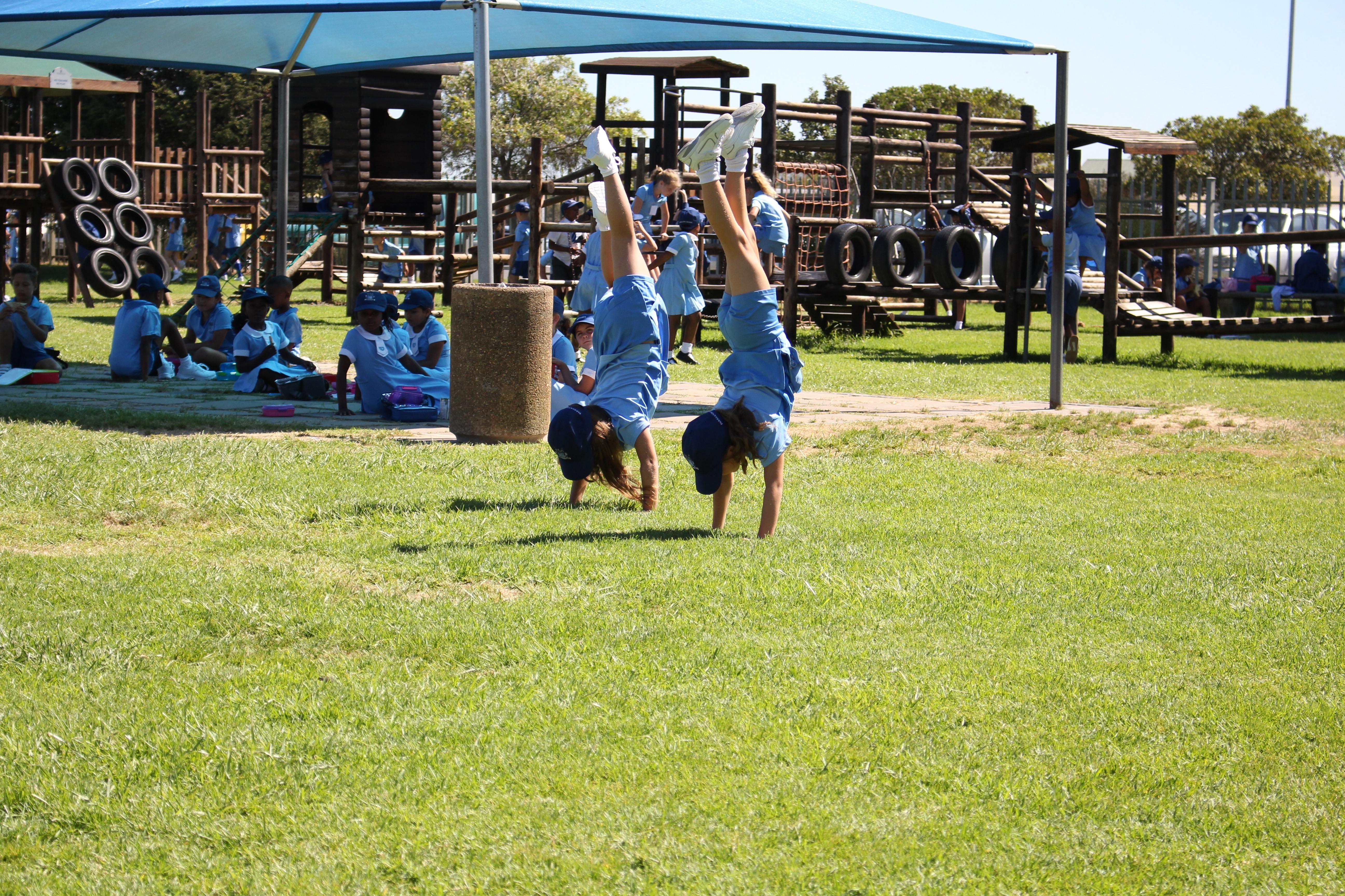 Parklands College Junior Playground Fun