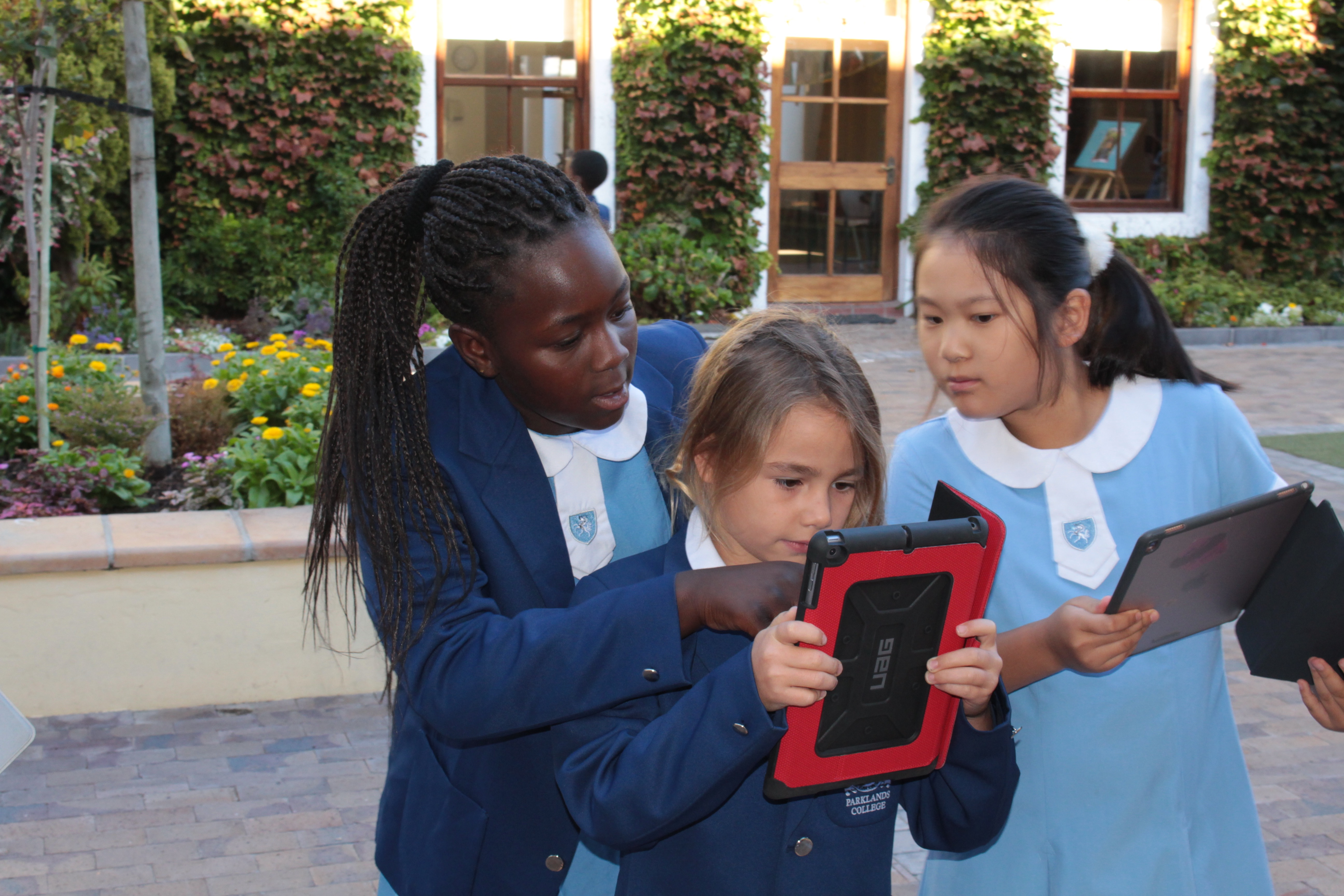 Parklands College Junior Preparatory Apple Distinguished School 8