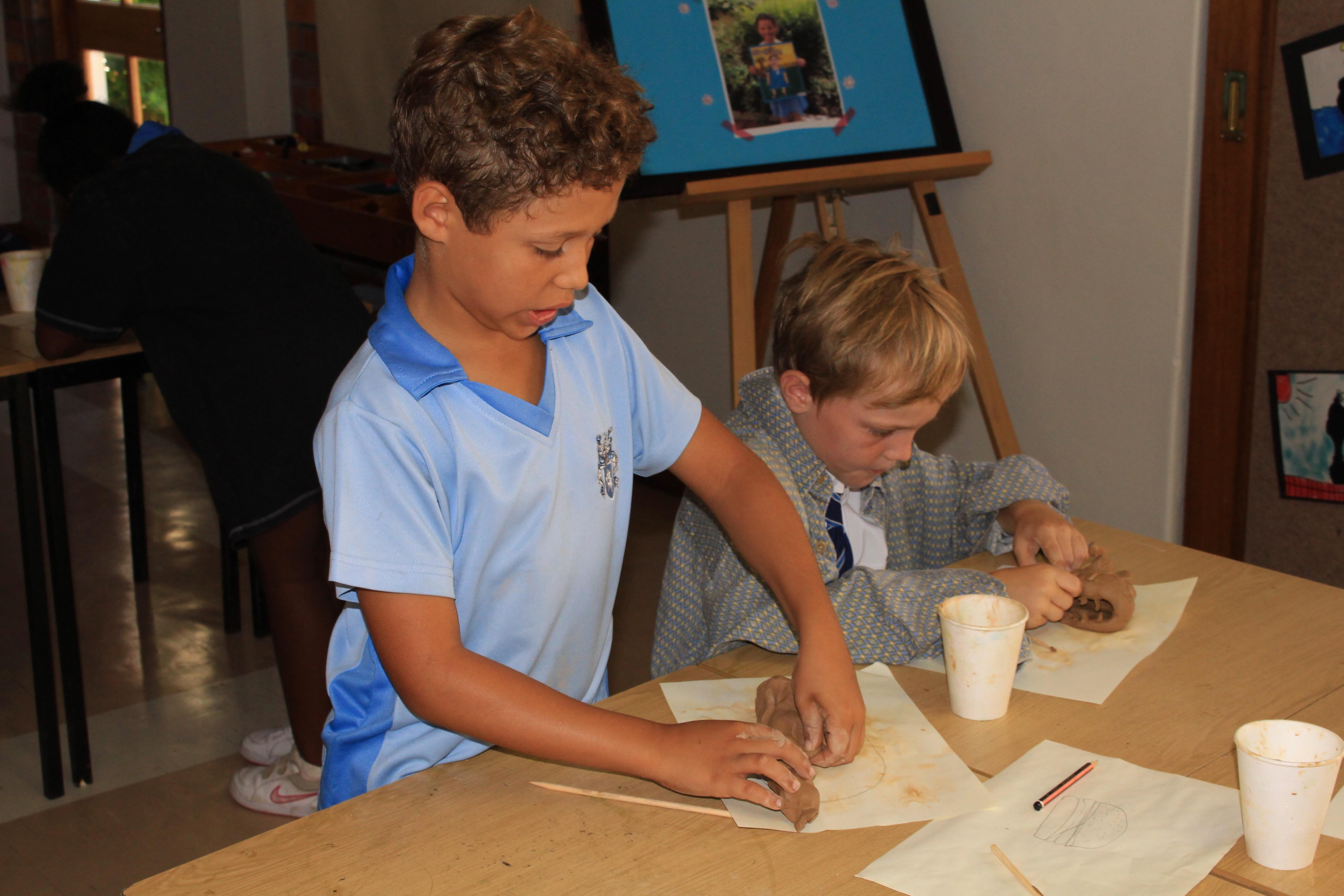 Parklands College Junior Preparatory Art 3