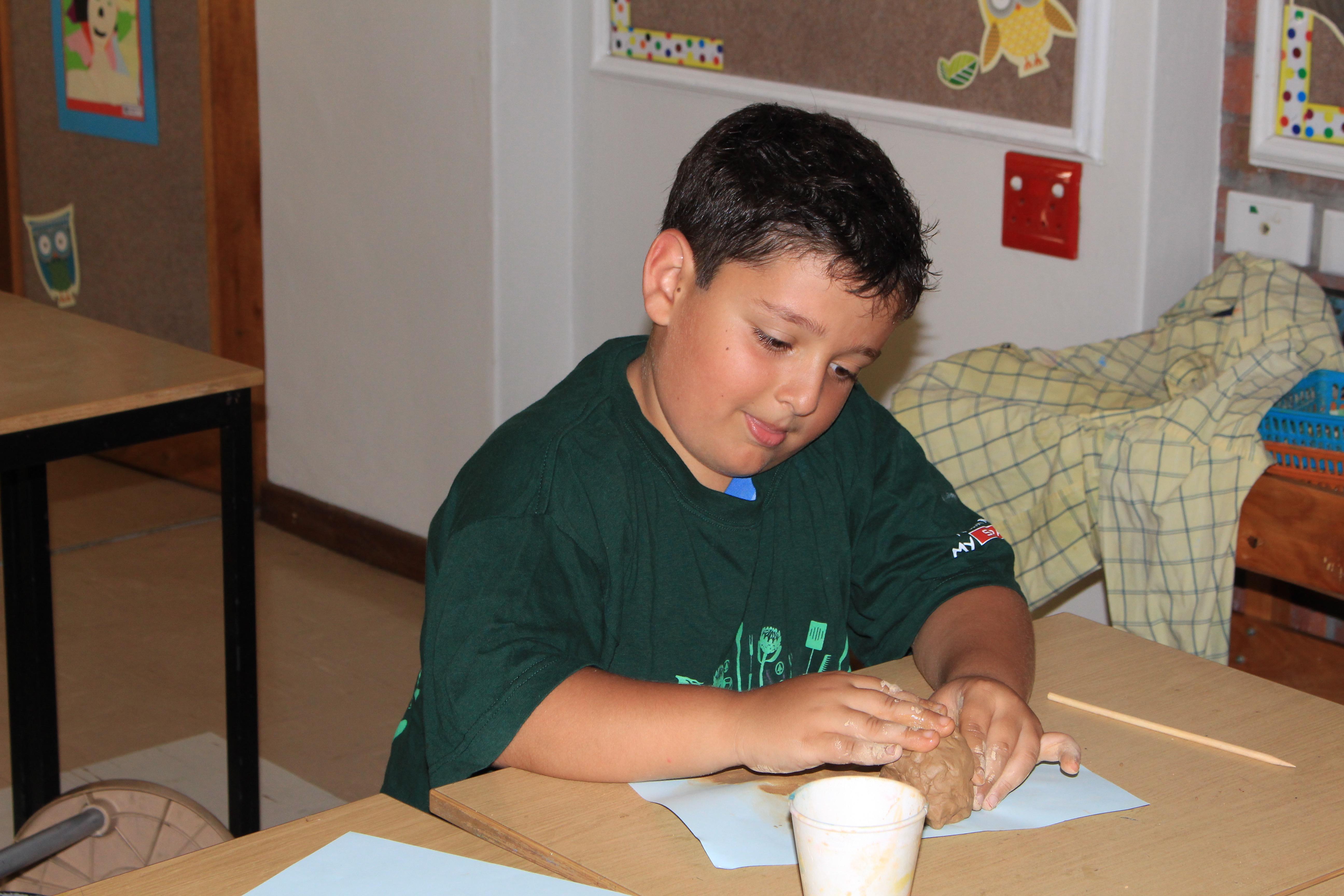 Parklands College Junior Preparatory Art 6