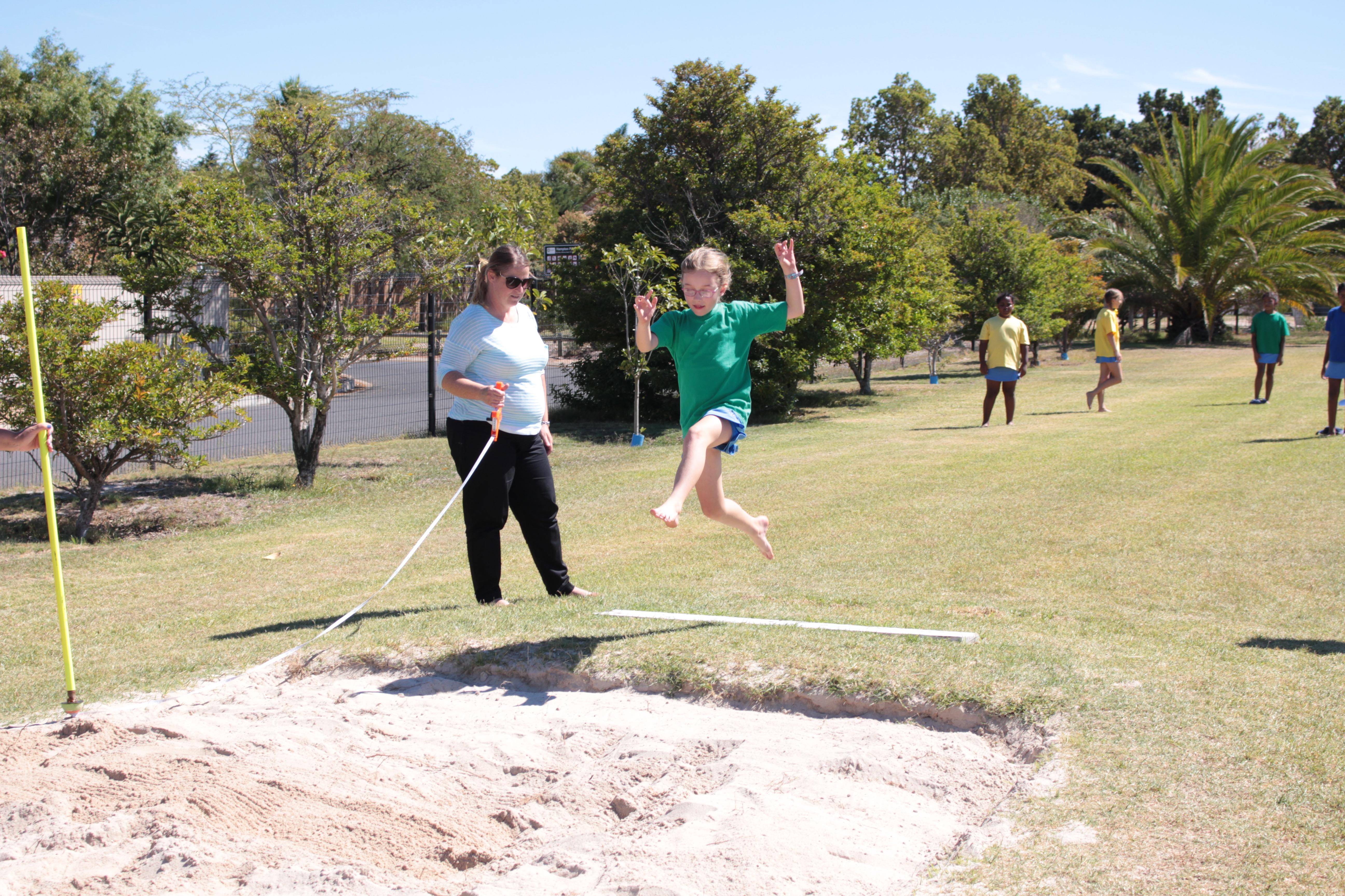 Parklands College Junior Preparatory Athletics 2