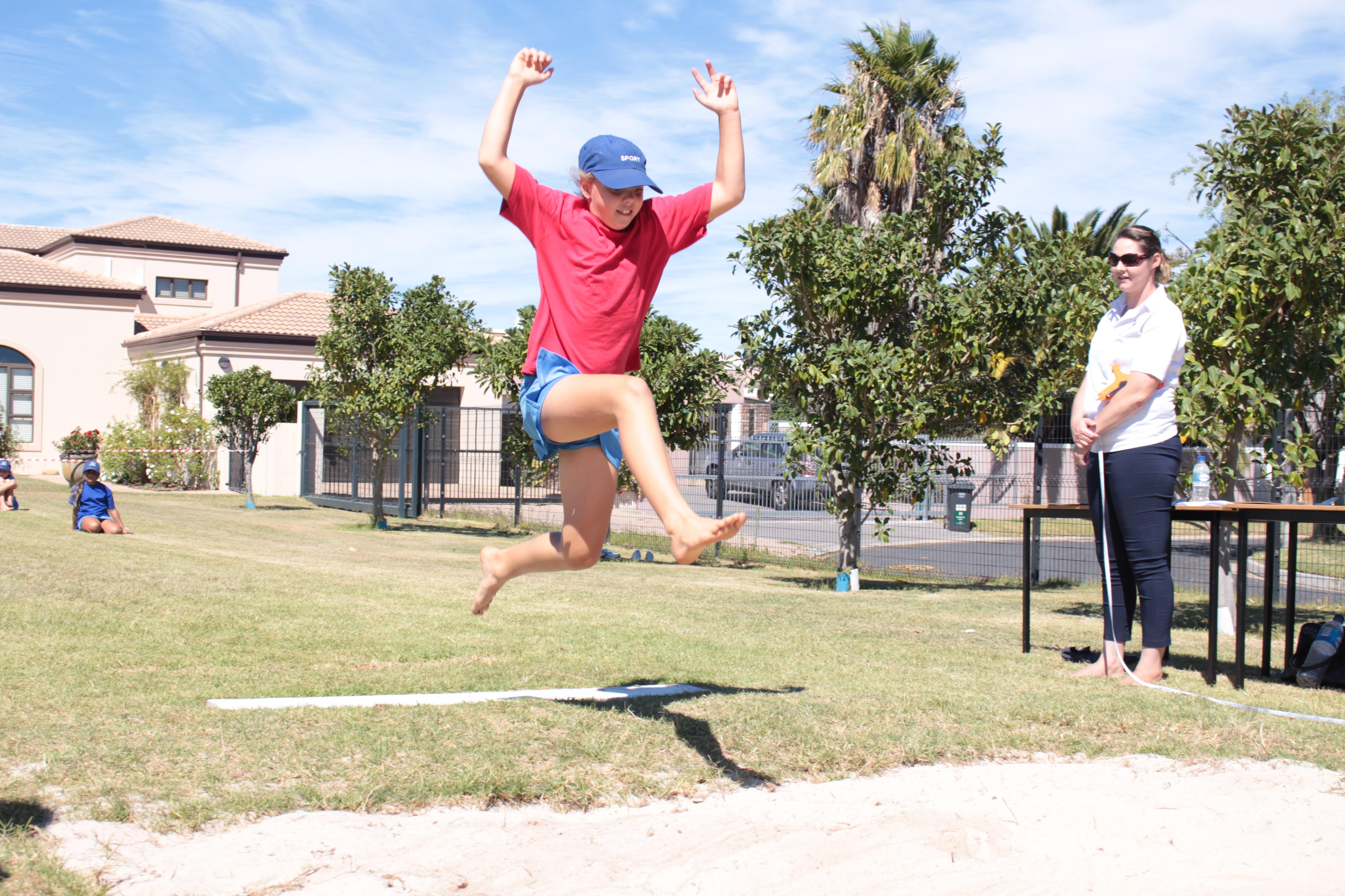 Parklands College Junior Preparatory Athletics 3