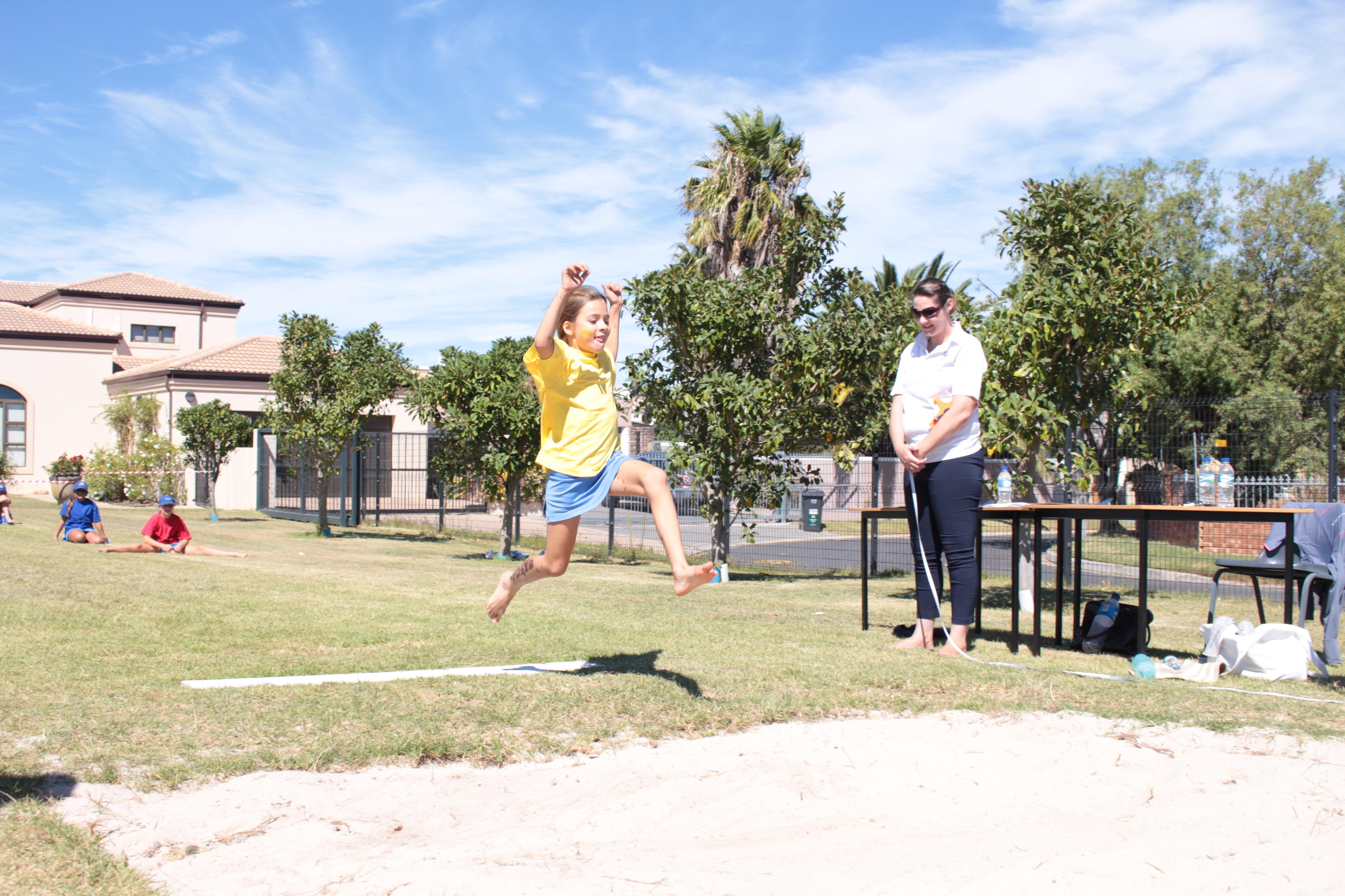 Parklands College Junior Preparatory Athletics 4