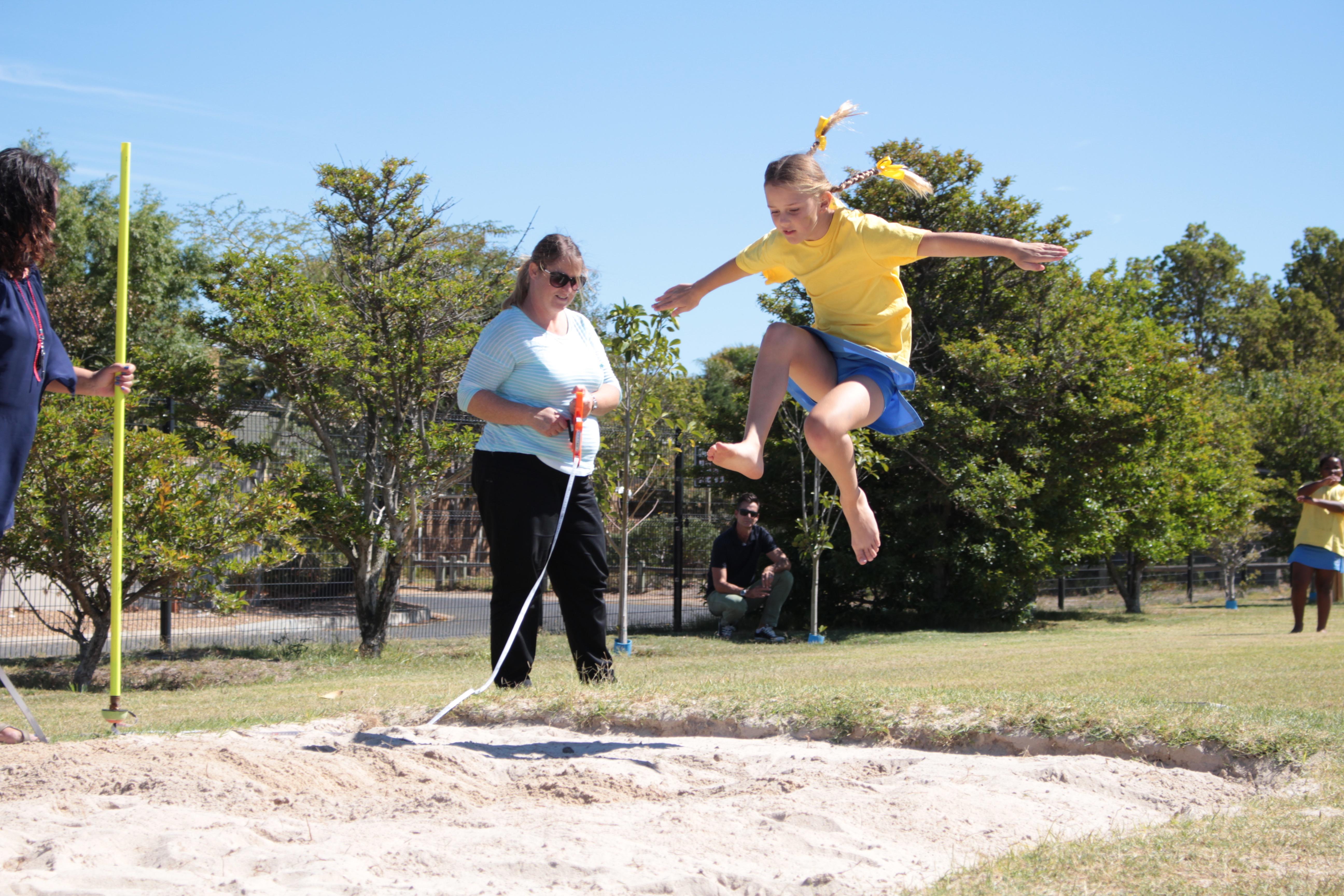 Parklands College Junior Preparatory Athletics 5