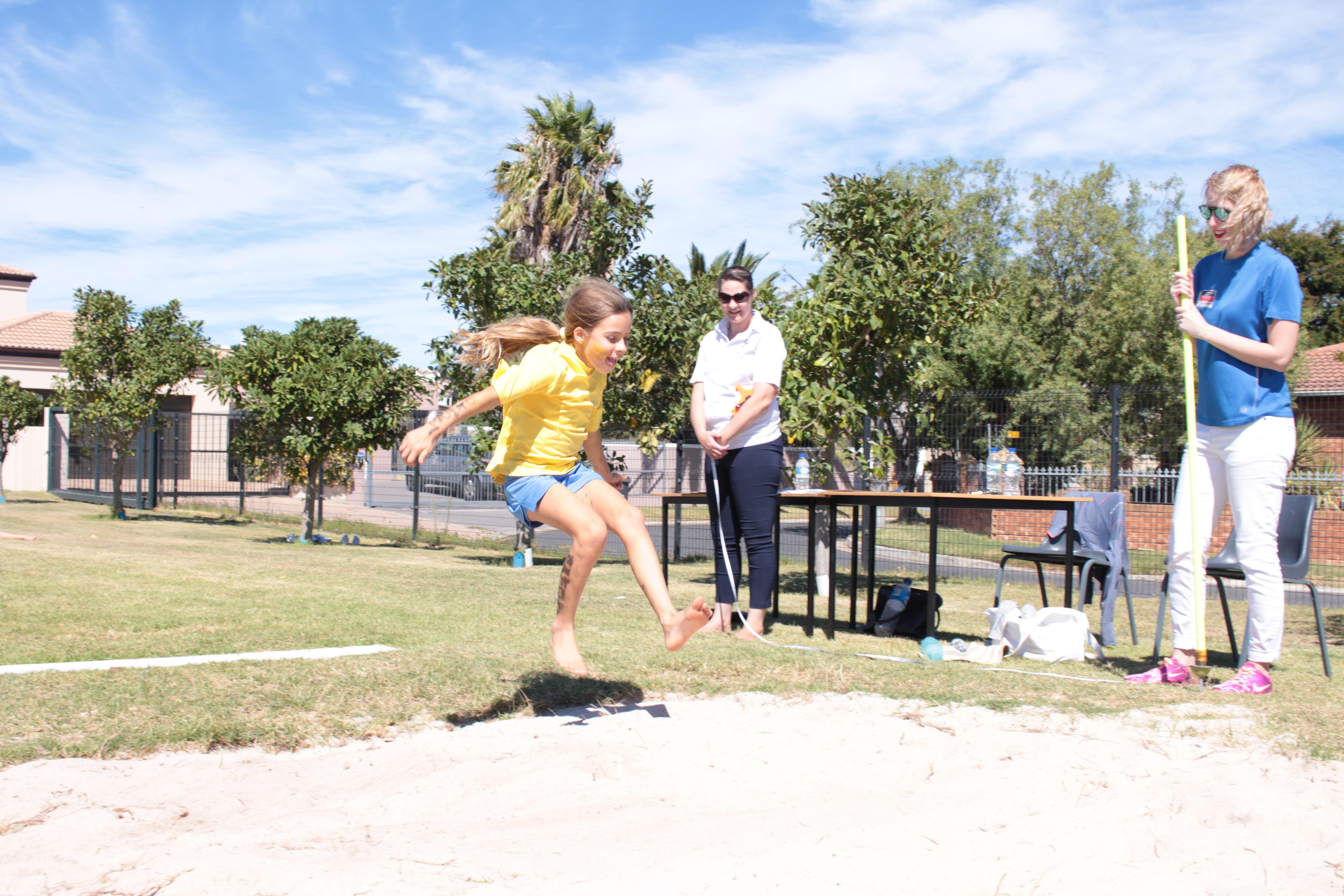 Parklands College Junior Preparatory Athletics 7