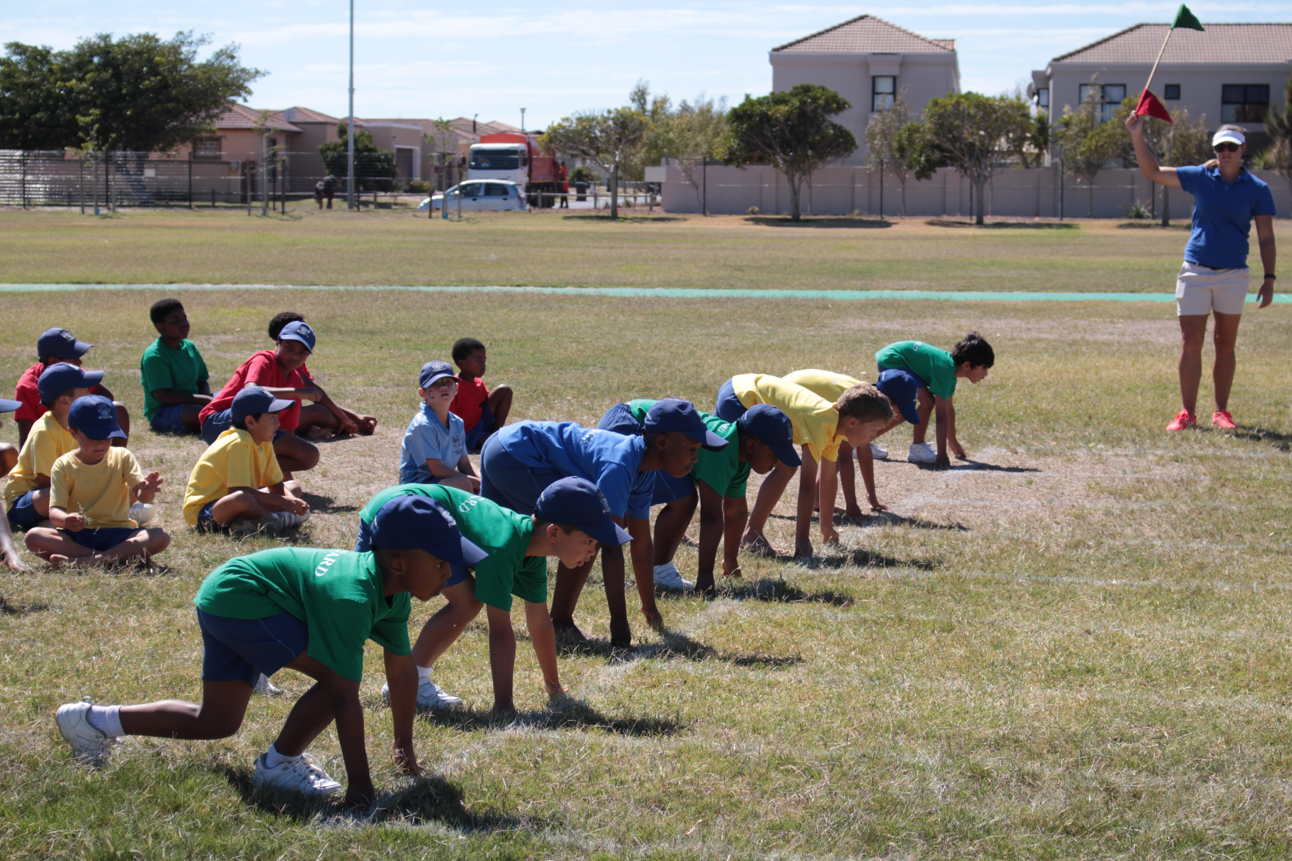 Parklands College Junior Preparatory Athletics