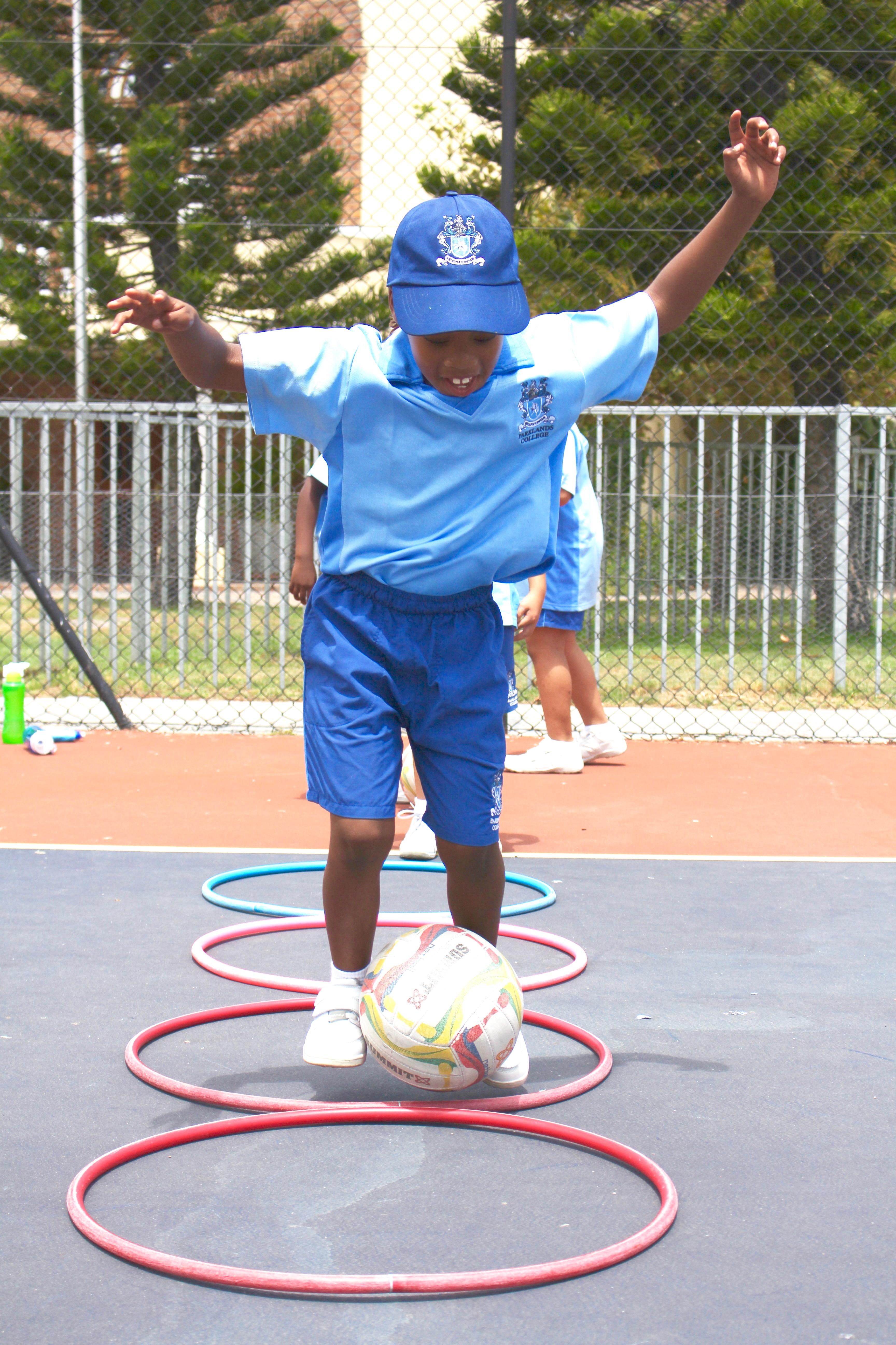 Parklands College Junior Preparatory Ball Sports 4