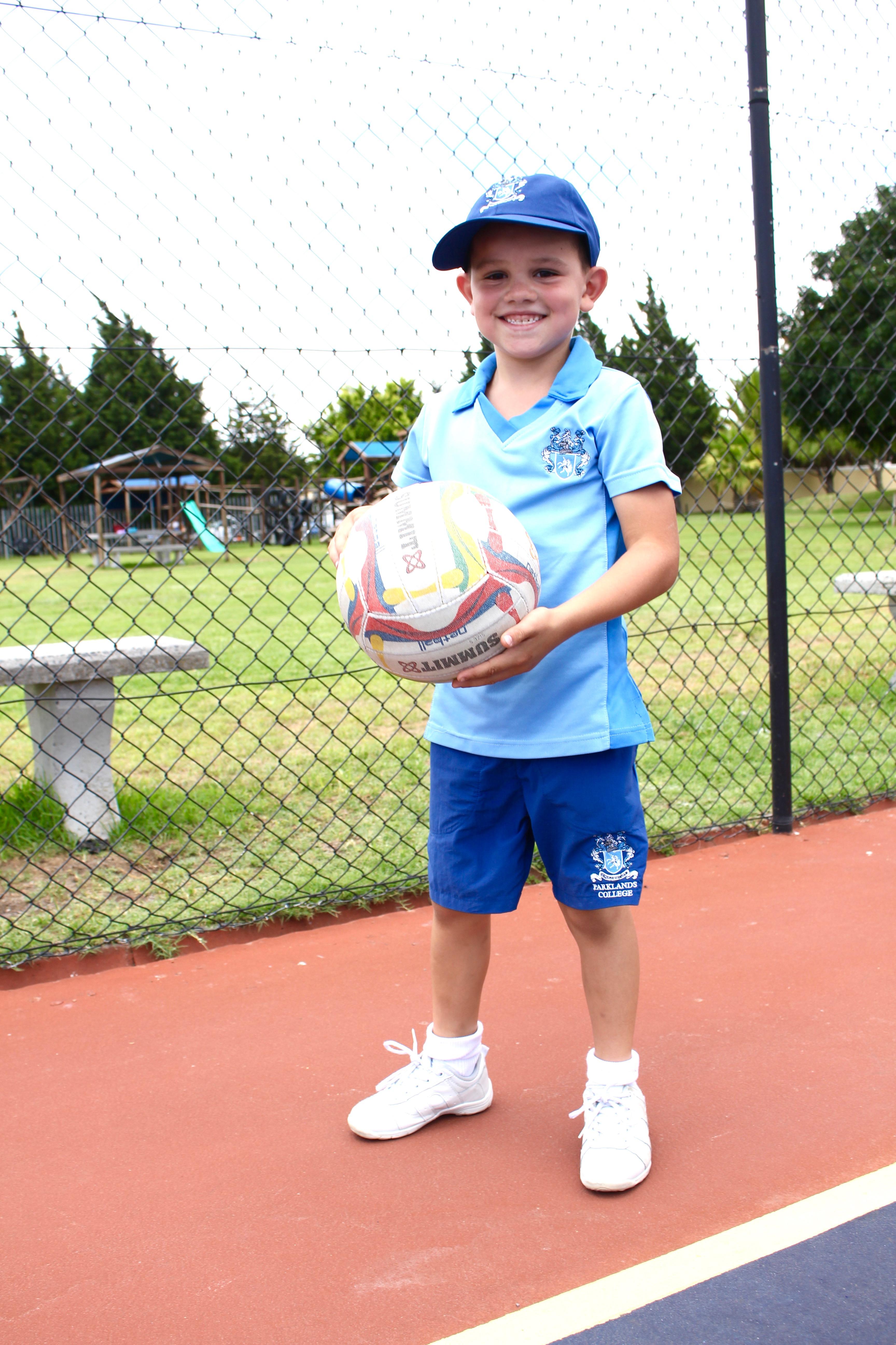 Parklands College Junior Preparatory Ball Sports
