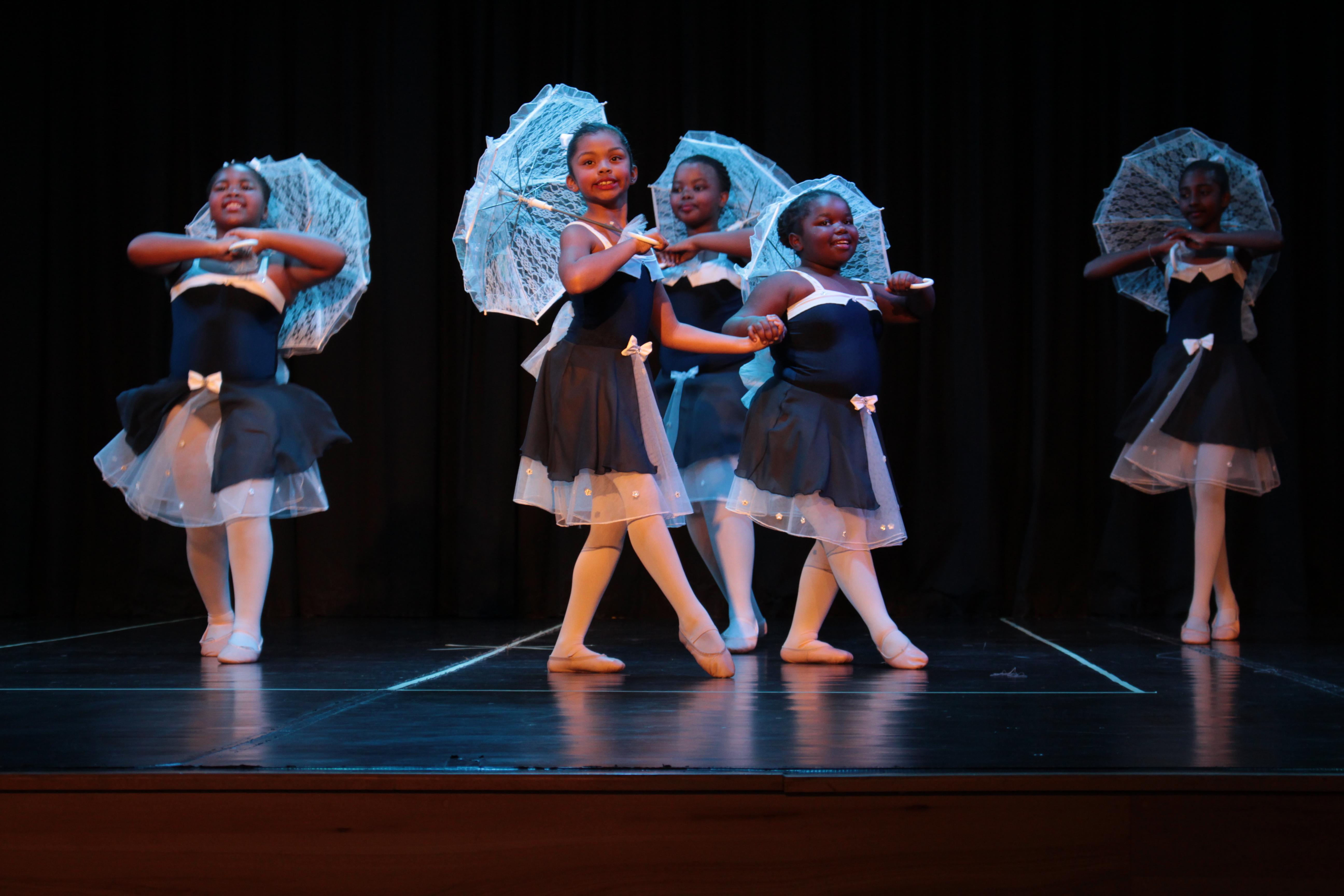 Parklands College Junior Preparatory Ballet 1