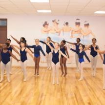 Parklands College Junior Preparatory Ballet Class 1
