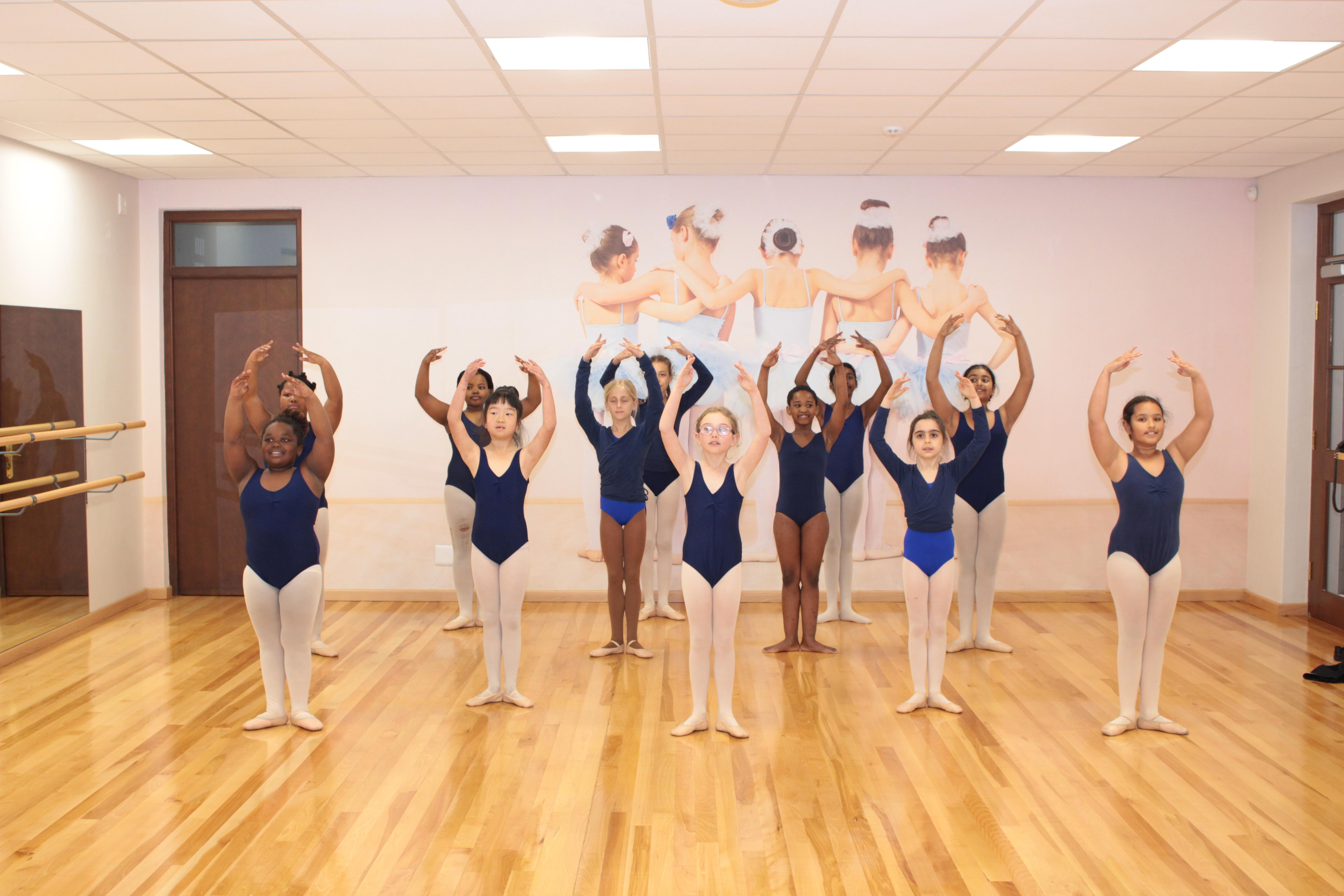 Parklands College Junior Preparatory Ballet Class 5
