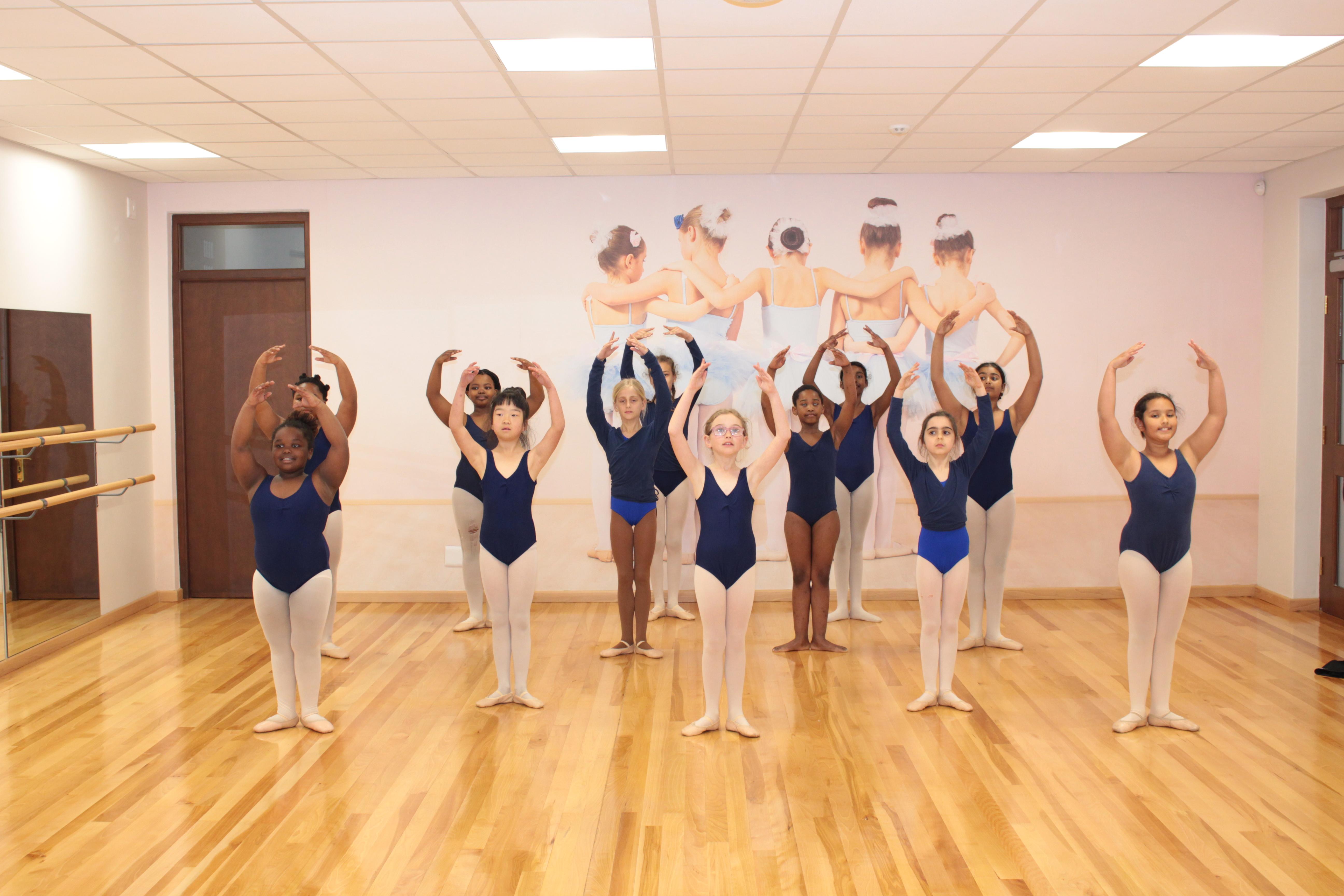 Parklands College Junior Preparatory Ballet Class 6