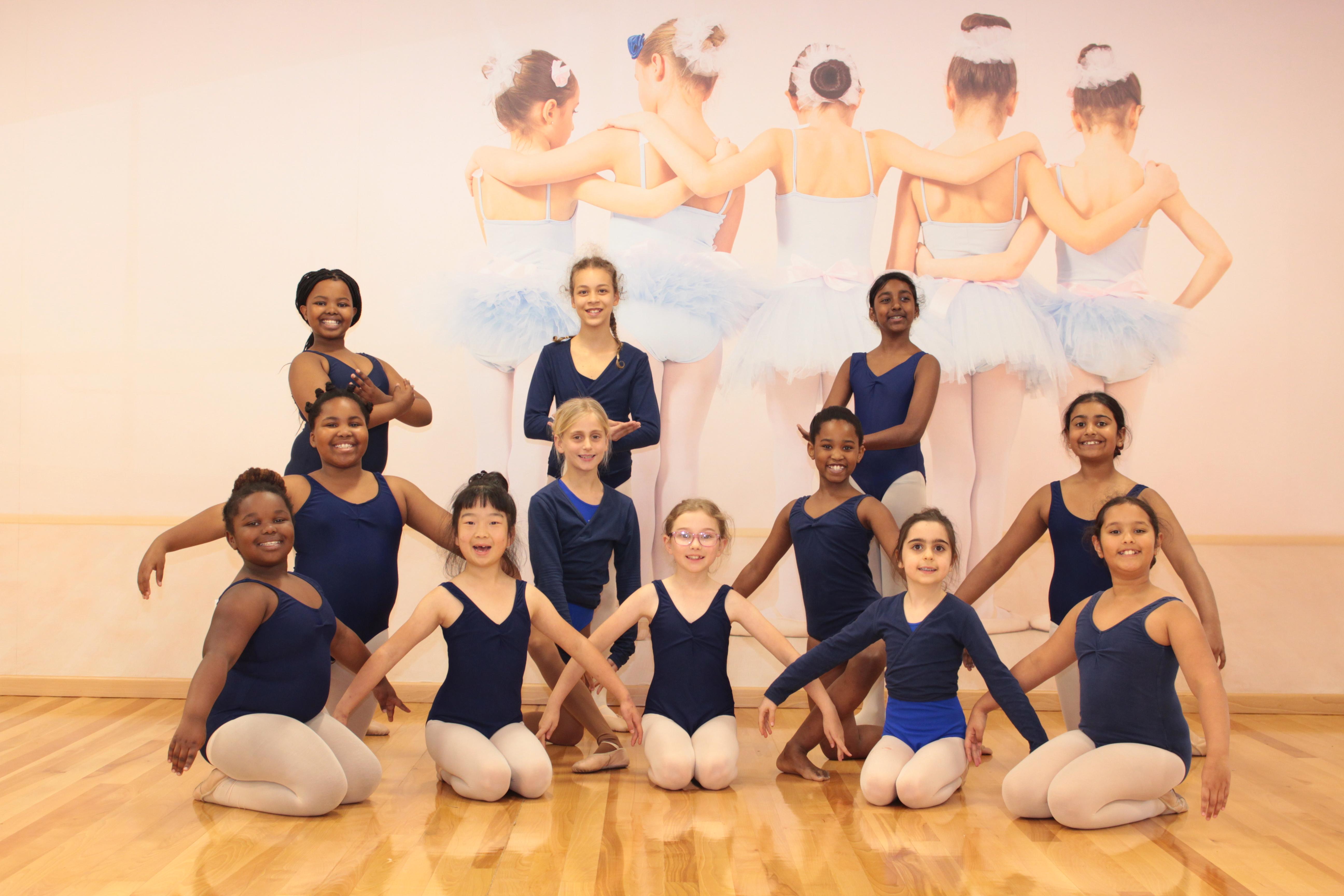 Parklands College Junior Preparatory Ballet Class 7