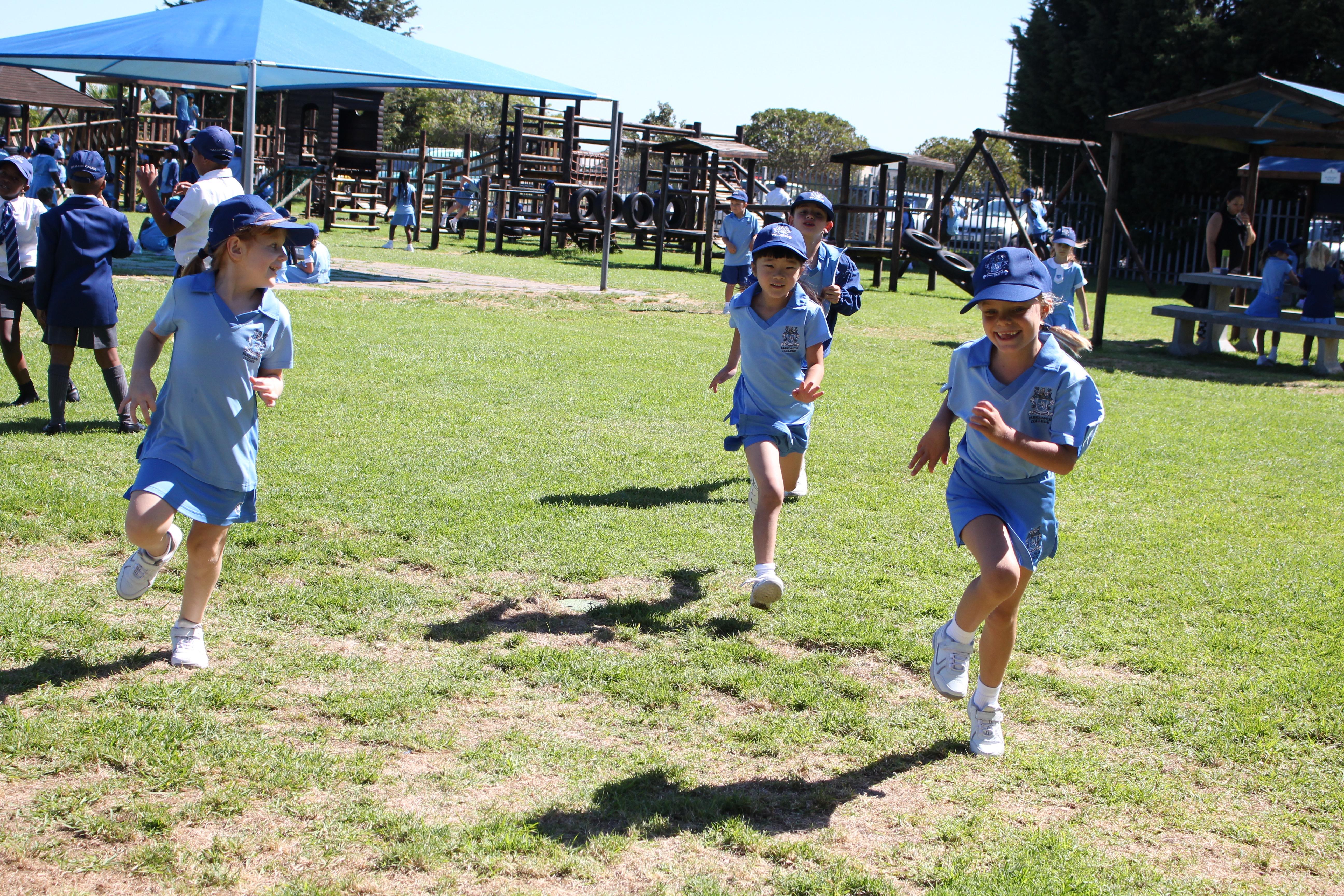 Parklands College Junior Preparatory Breaktime Fun 2