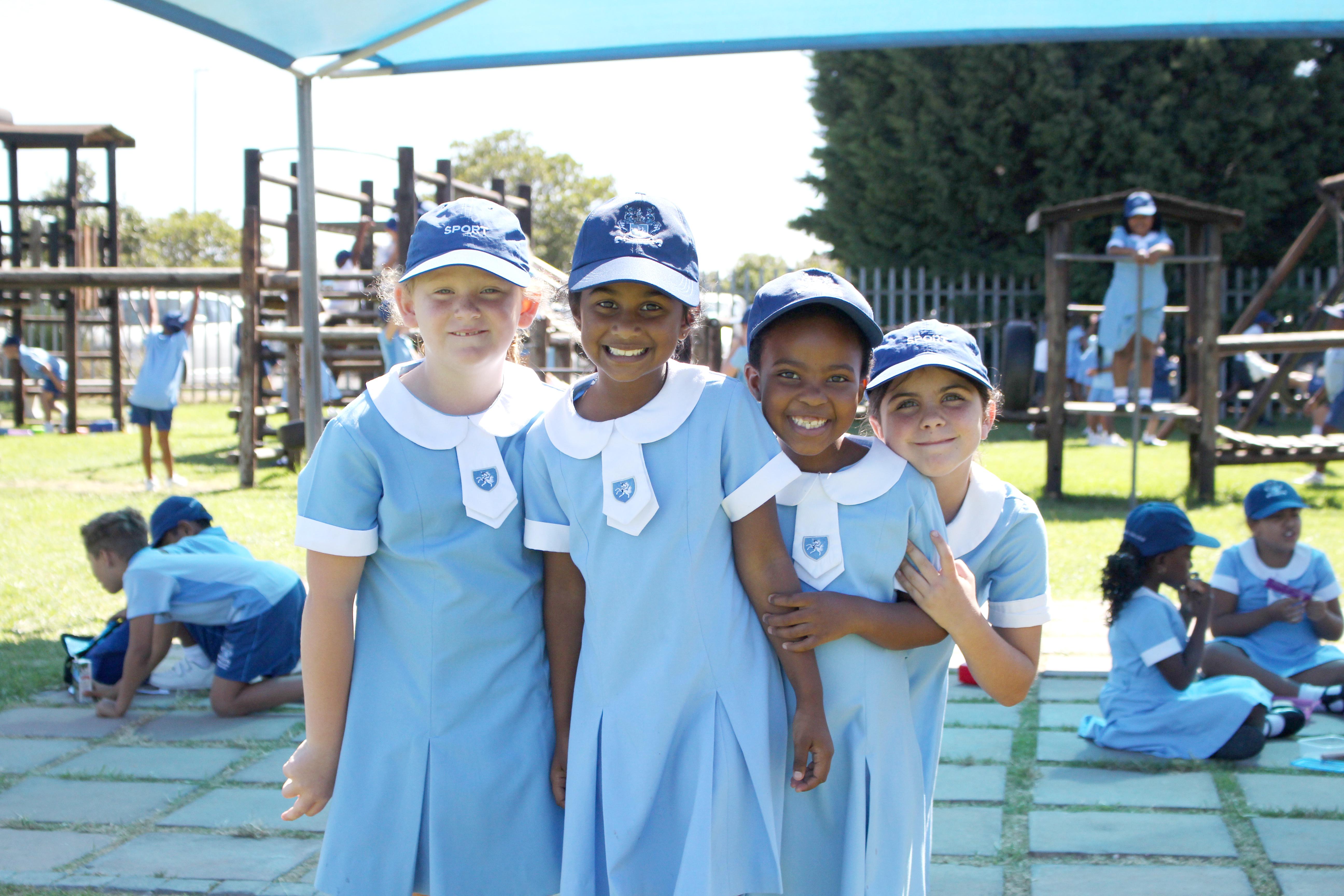Parklands College Junior Preparatory Breaktime smiles
