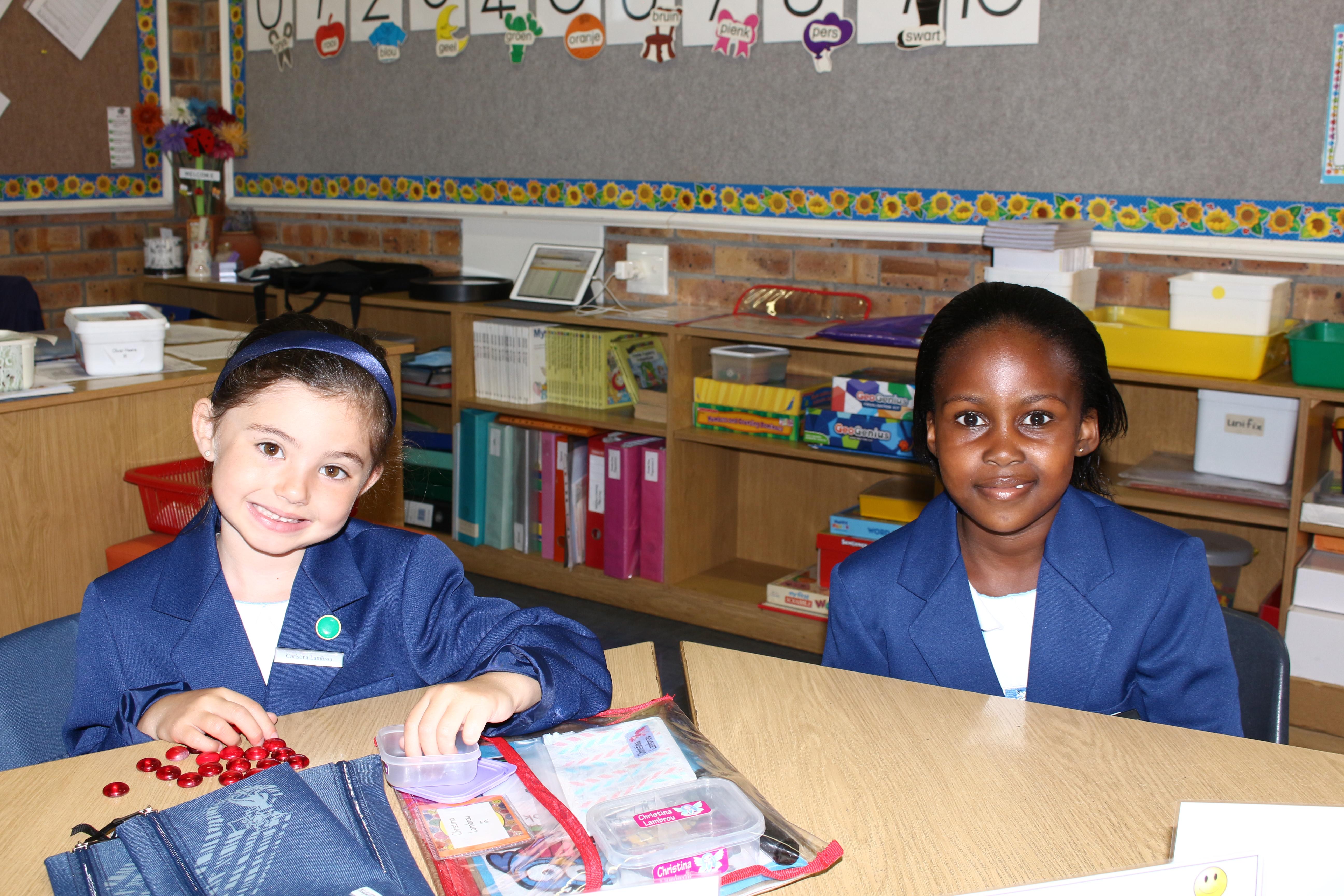 Parklands College Junior Preparatory Classroom Activities 3