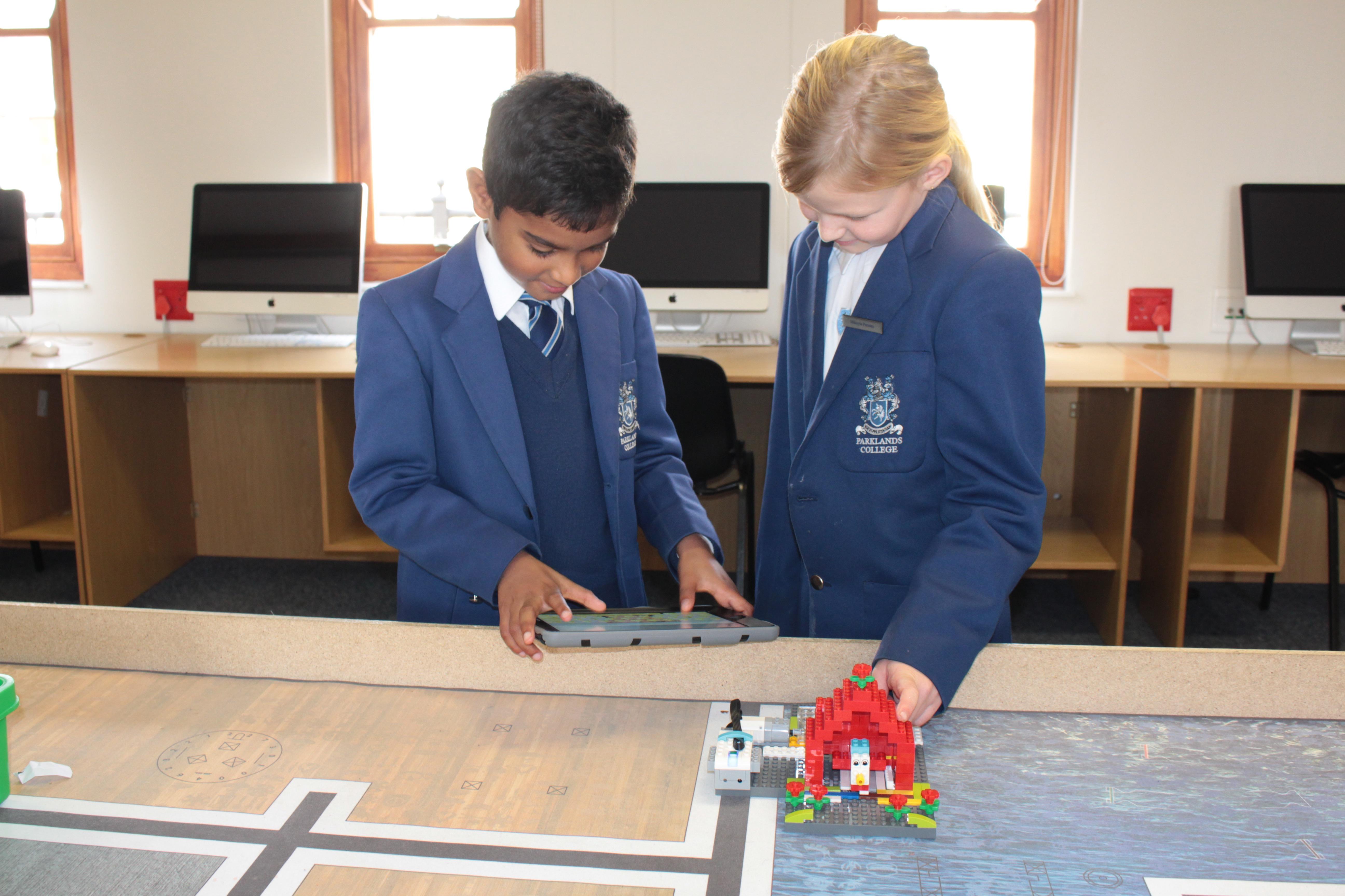 Parklands College Junior Preparatory Coding 2