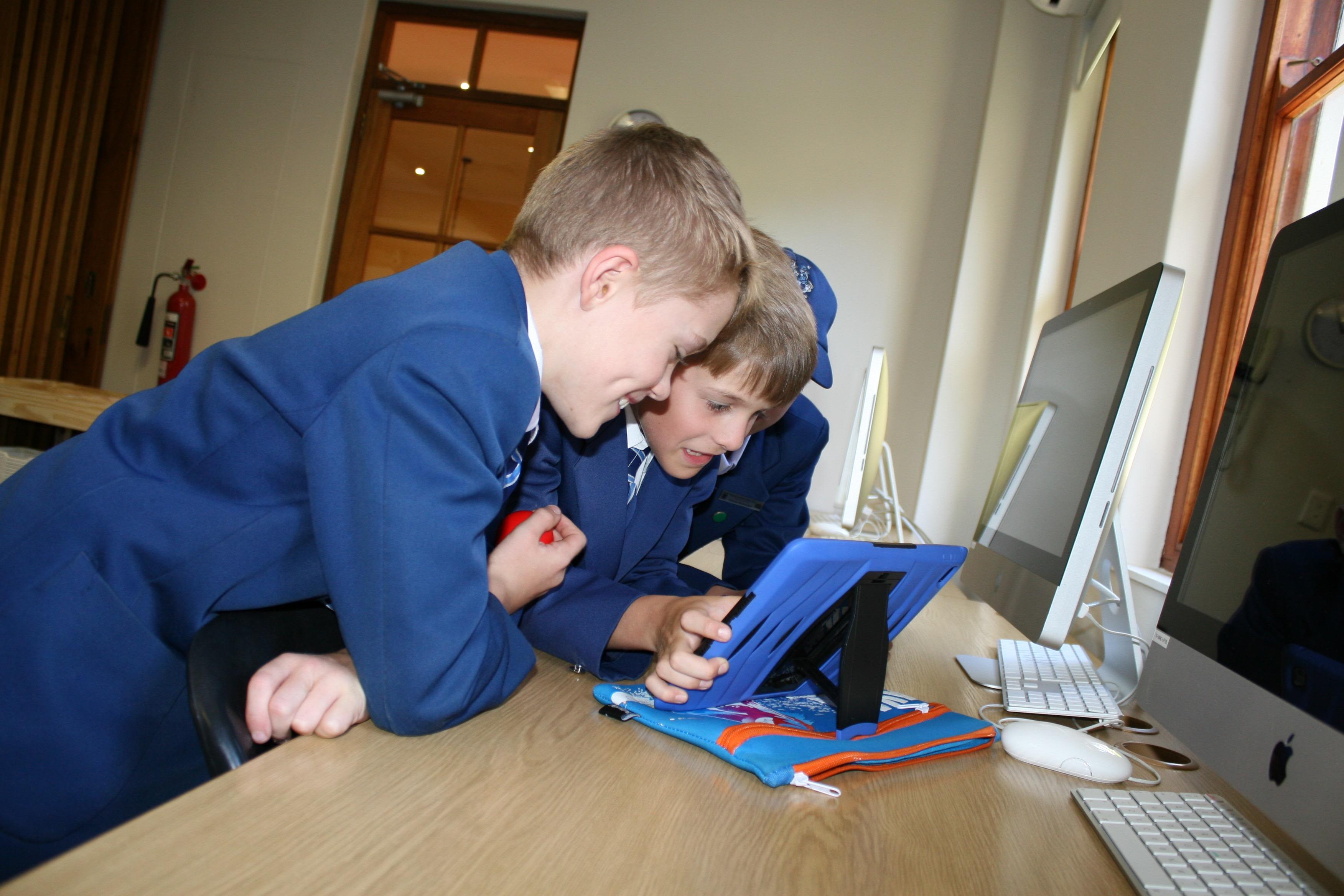 Parklands College Junior Preparatory Coding 3
