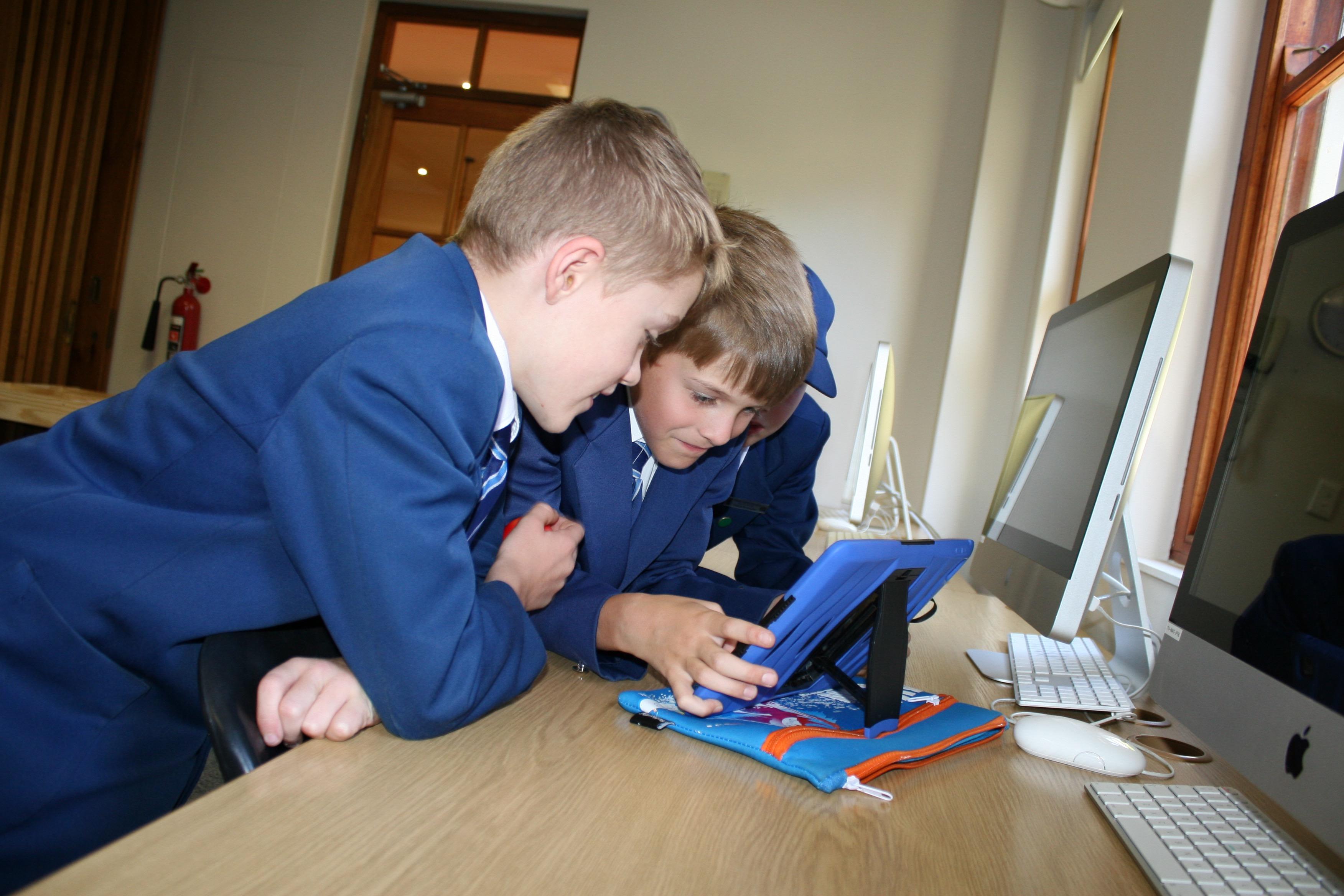 Parklands College Junior Preparatory Coding 4